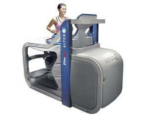anti gravity treadmill benefits