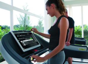 treadmill program options